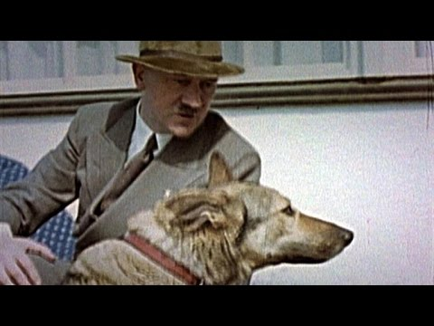 These Are Home Movies from Hitler's Vacations