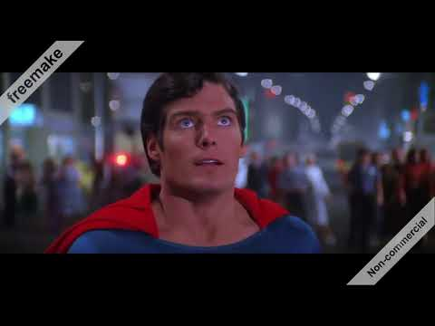 Superman Christopher Reeve Tribute