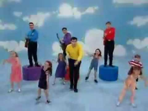 The Wiggles - Do the monkey!!!