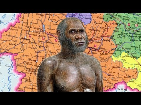 Red Deer Cave Man Discovered in China May Be New Human