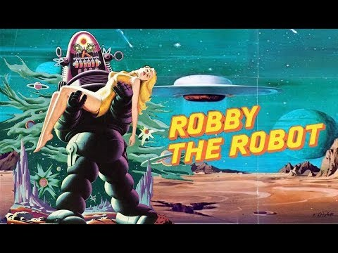 Everything you need to know about Robby the Robot