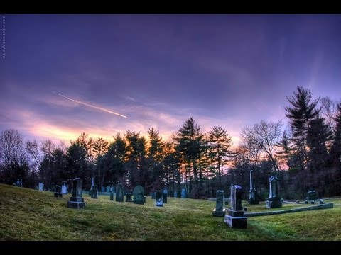 Creepy Places of New England: Blood Cemetery