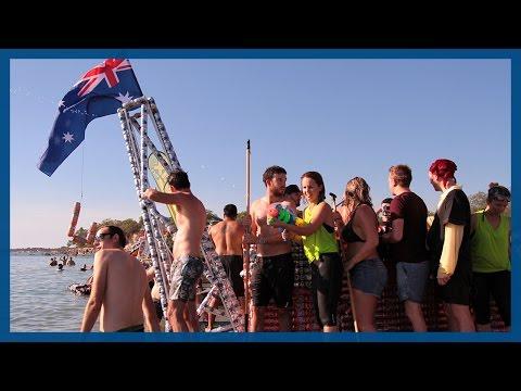 Darwin's annual Beer Can Regatta | Guardian Australia