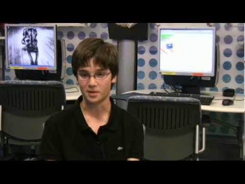 Young inventor turns philanthropist