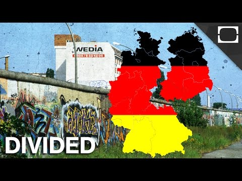 How Germany Is Still Divided By East and West