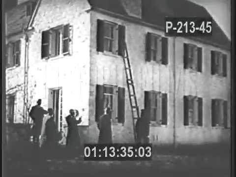 LINDBERGH BABY KIDNAPPING/ BRUNO HAUPTMANN TRIAL, 1932-35