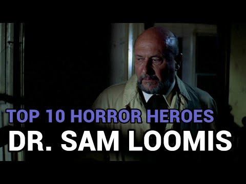 04. Dr. Sam Loomis (Horror Heroes Top 10)