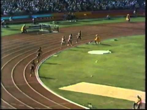1984 Olympic Games Women's 4x400 Meter Relay