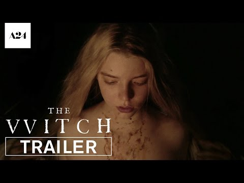 The Witch | Official Trailer HD | A24