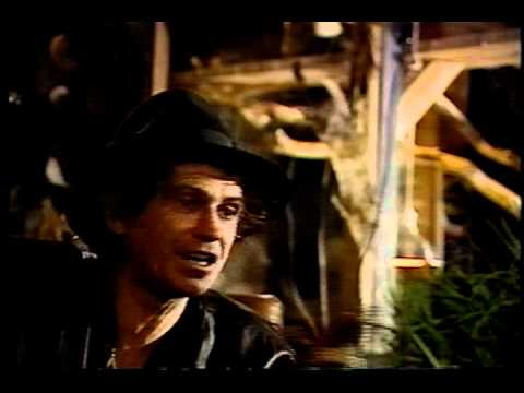 Hunter S Thompson interviews Keith Richards from the Rolling Stones