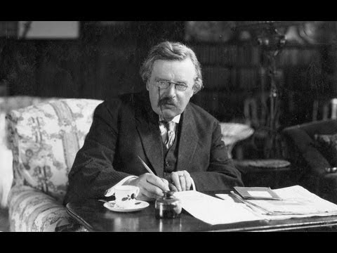 G.K. Chesterton and the Return to Common Sense - Catholic Focus