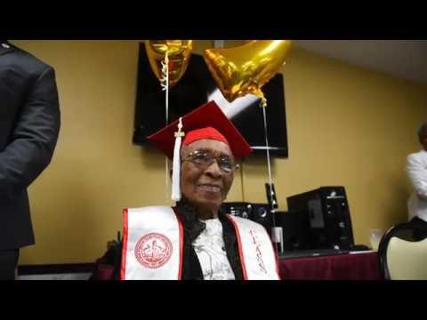 Elizabeth Barker Johnson's 99th Birthday Surprise