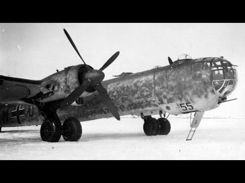 The Flaming Coffin - Heinkel He 177 Greif