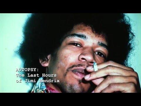 Autopsy: Jimi Hendrix