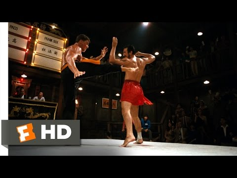 Bloodsport (7/9) Movie CLIP - Dux vs. Paco (1988) HD
