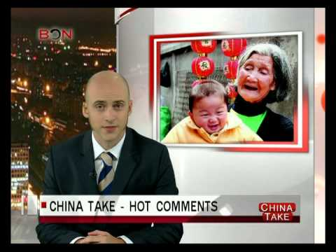 Chinese grandmother adopts local abandoned children - China Take - Aug 12 ,2014 - BONTV China