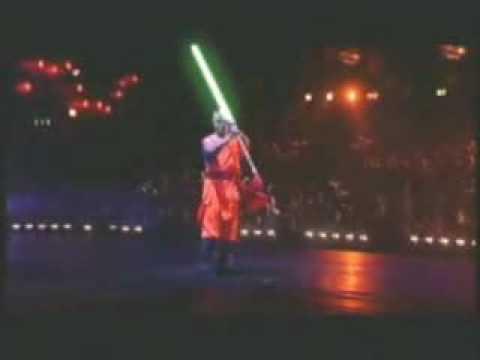 Shaolin Jedi Monk