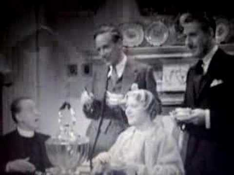 """Pygmalion 1938 - """"Not bloody likely - I'm going in a taxi"""""""