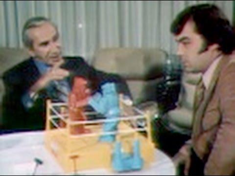 "WBBM Channel 2 - News - ""Marvin Glass, Toy Designer"" (1972)"