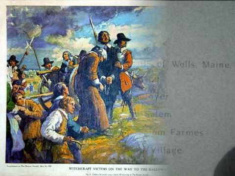 George Burroughs – Salem 1692