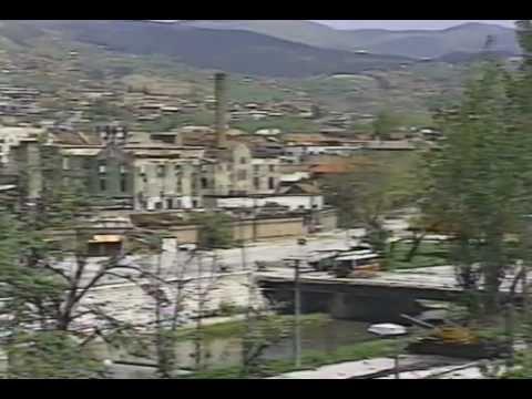 Sarajevo Romeo and Juliet