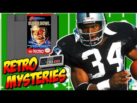 Why is Bo Jackson so Unstoppable in Tecmo Super Bowl | Retro Mysteries
