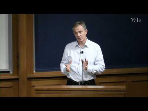 Tony Blair: Northern Ireland & Keeping Catholic Faith Private