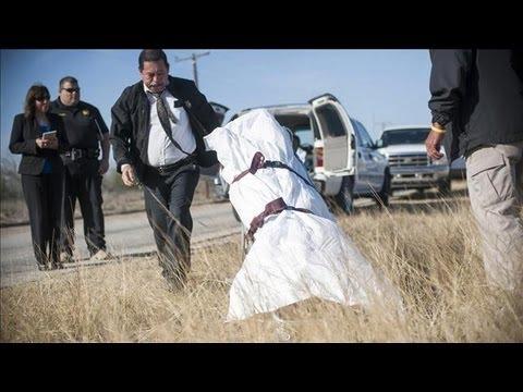 Grim Death Toll Near U.S.-Mexico Border