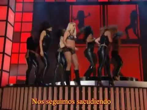 Britney Spears - Gimme More (Live MTV VMAs 2007 - Subtitulado)