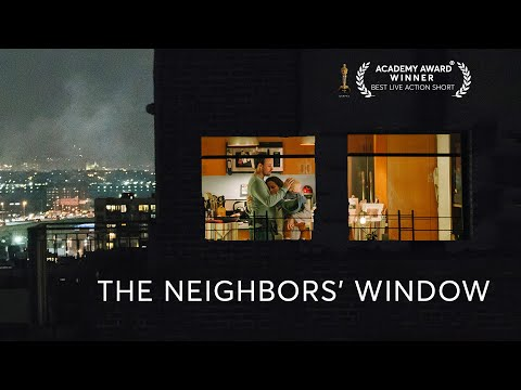 The Neighbors' Window - Oscar Winning Short Film
