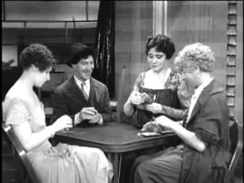 The Marx Brothers play bridge