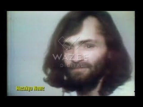 """1970 THROWBACK: """"MANSON IN COURT"""""""