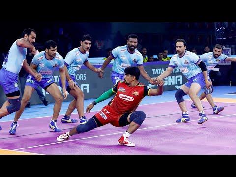 Pro Kabaddi 2019 Highlights |Tamil Thalaivas vs Bengaluru Bulls | Hindi M45