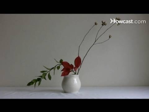 How to Learn the Basics of Ikebana