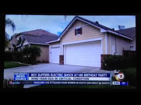 Temecula boy Elijah Belden's story on 10News San Diego