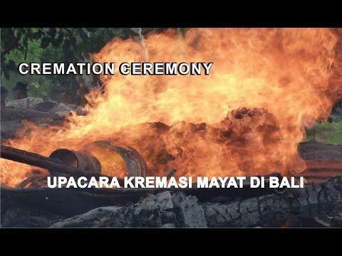 NGABEN (Cremation Ceremony) in Bali