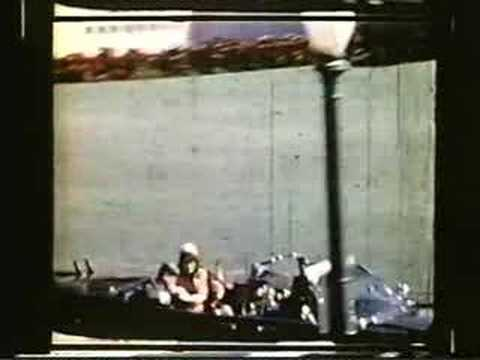 The Undamaged Zapruder Film