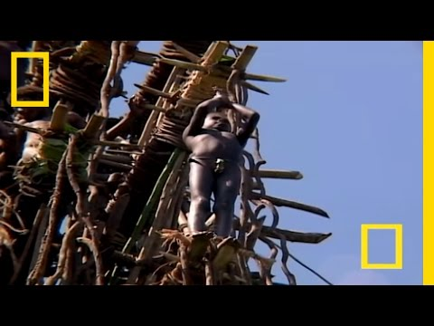 Land Divers | National Geographic