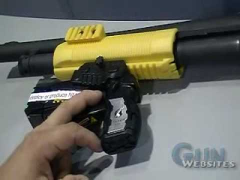 SHOT Show 2010: Taser XREP and Mossberg X-12