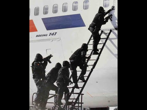 The Hijacking of Lufthansa Flight 181 /Operation Feuerzauber