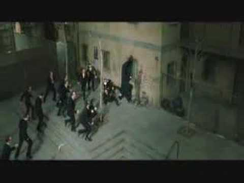 Matrix Reloaded - Burly Brawl - Action Only