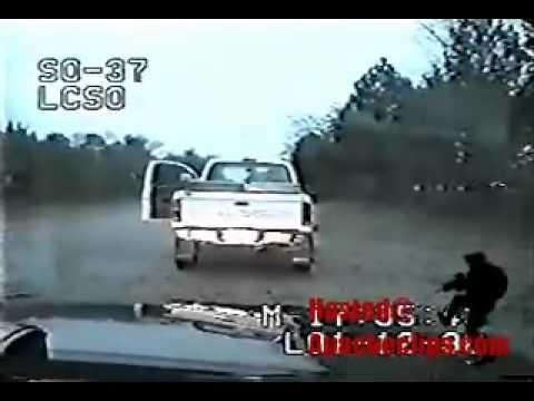 GRAPHIC Deputy Kyle Dinkheller traffic stop YouTube