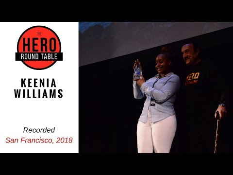 Keenia Williams: Everyday Hero