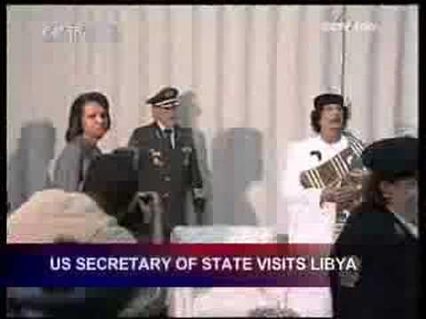 Rice historic Libya visit 09-06