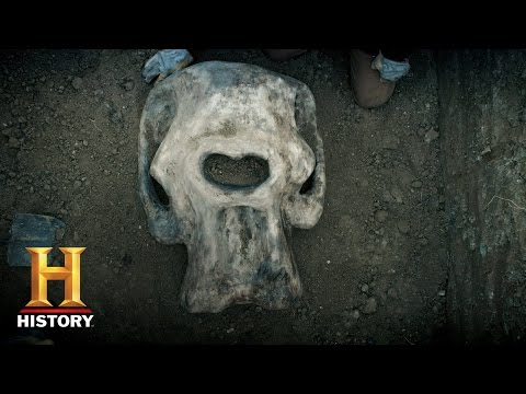 True Monsters: The Skull of a Cyclops   History