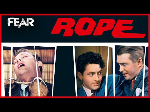Rope (1948) Official Trailer | Fear