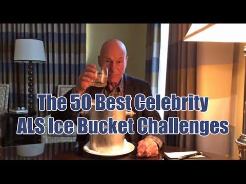 The 50 Best Celebrity ALS Ice Bucket Challenges