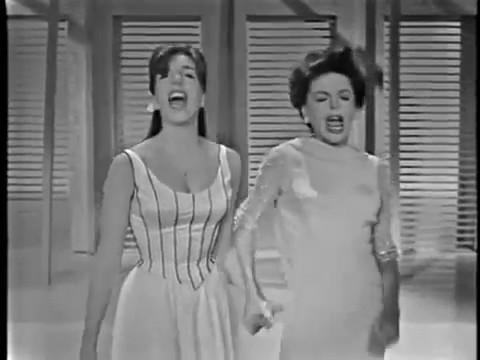 Judy Garland e Liza Minnelli - Together Wherever We Go (1963)
