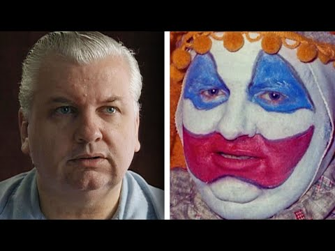 John Wayne Gacy Says Wearing Clown Makeup Was 'Relaxation'