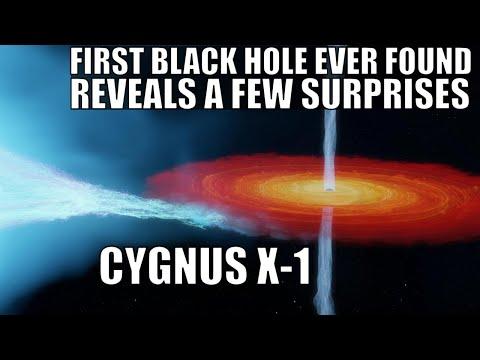 Iconic First Black Hole Cygnus X-1 Reveals a Few Surprises